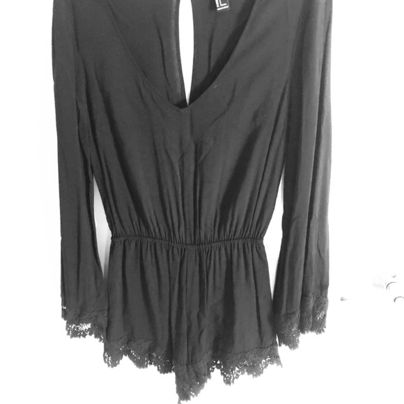 Forever 21 Other - Black Romper (small)